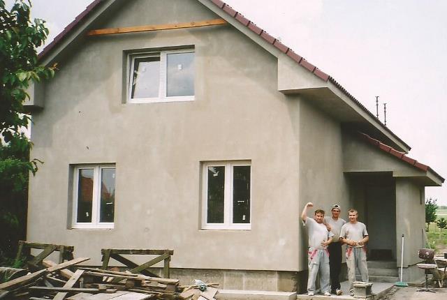 2-poschodový rodinný dom 01