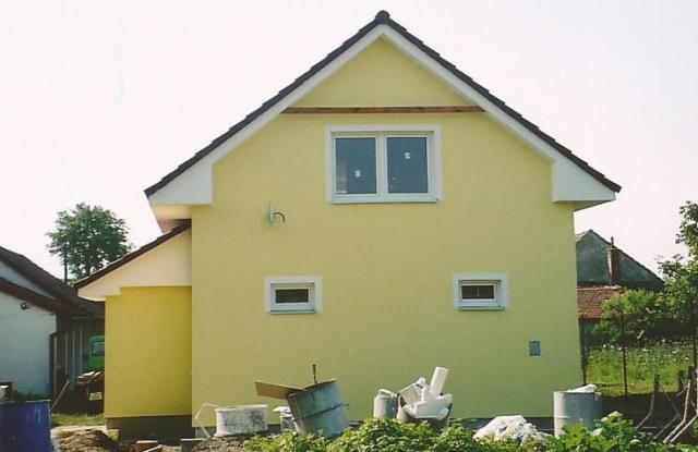 2-poschodový rodinný dom 03