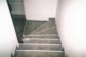 Dlažba na schodoch