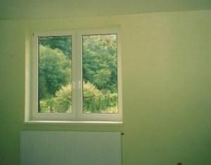 Omietky a okná