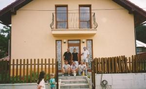 Rodinný dom s fasádou 02