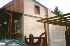 Fasáda a zateplenie rodinného domu 06