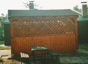 Záhradný domček 02